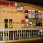 Custom Spice Pantry